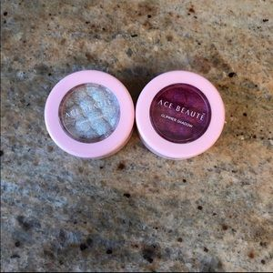 Other - Ace Beaute Glimmer Shadow Duo